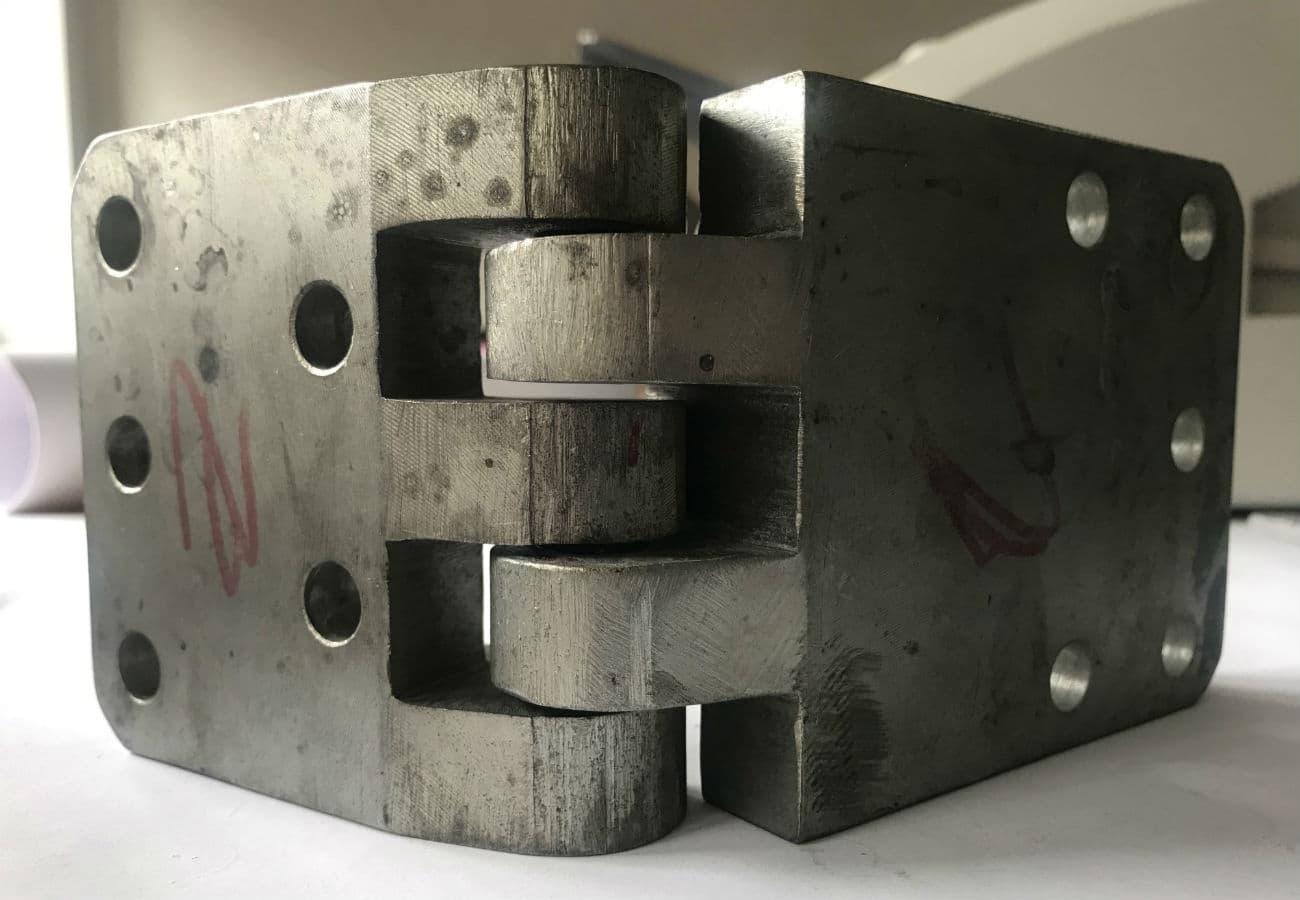 Виготовлення петлі із спецсталі методом лиття по моделях, що газифікуються