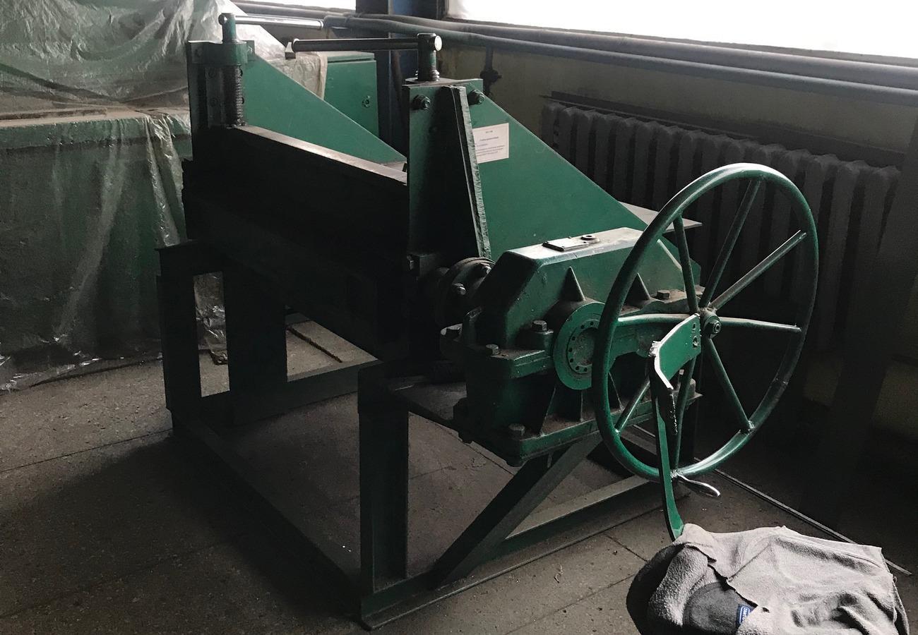 Оборудование для гибки листового металла 1