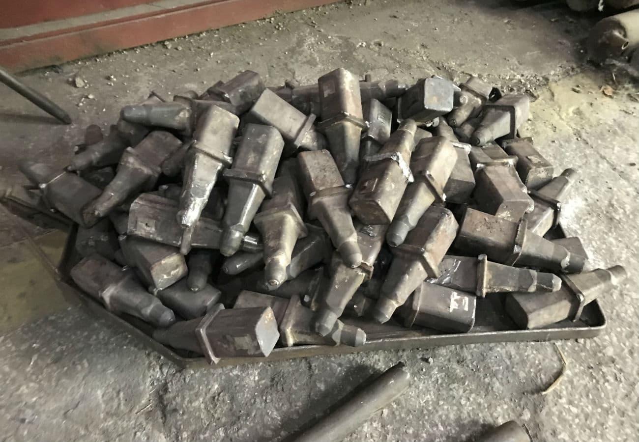 Изготовление корпуса направляющего GUIDE CONE из стали 35Л, весом 2 кг