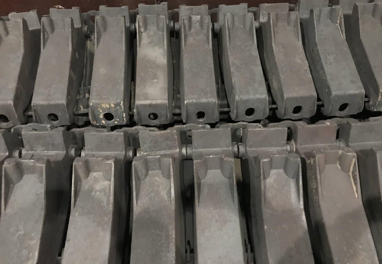 Виготовлення кронштейнів зі сталі СТ35Л на замовлення