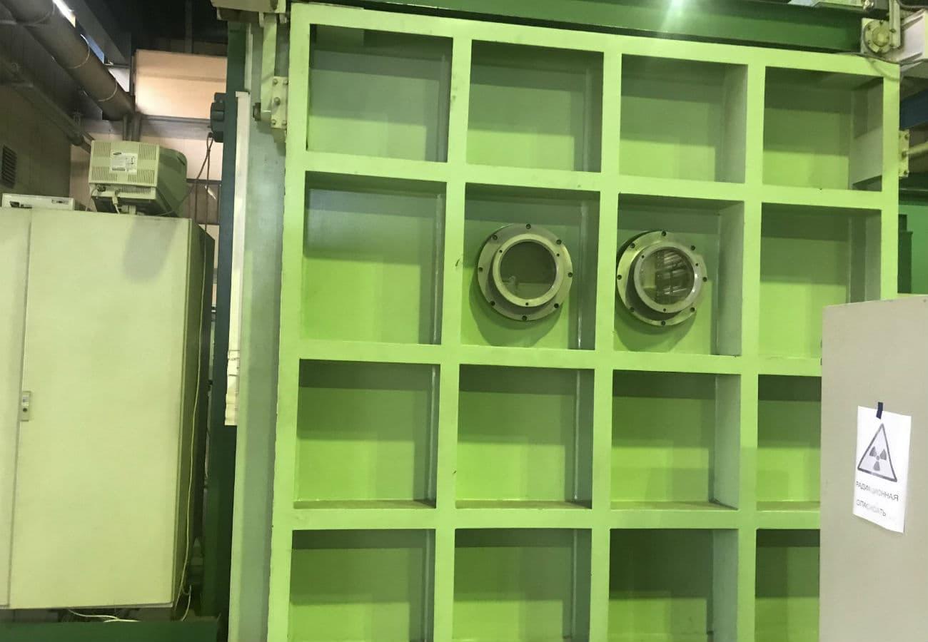 Виробництво вакуумних камер - Дослідний завод спецелектрометалургії, Київ