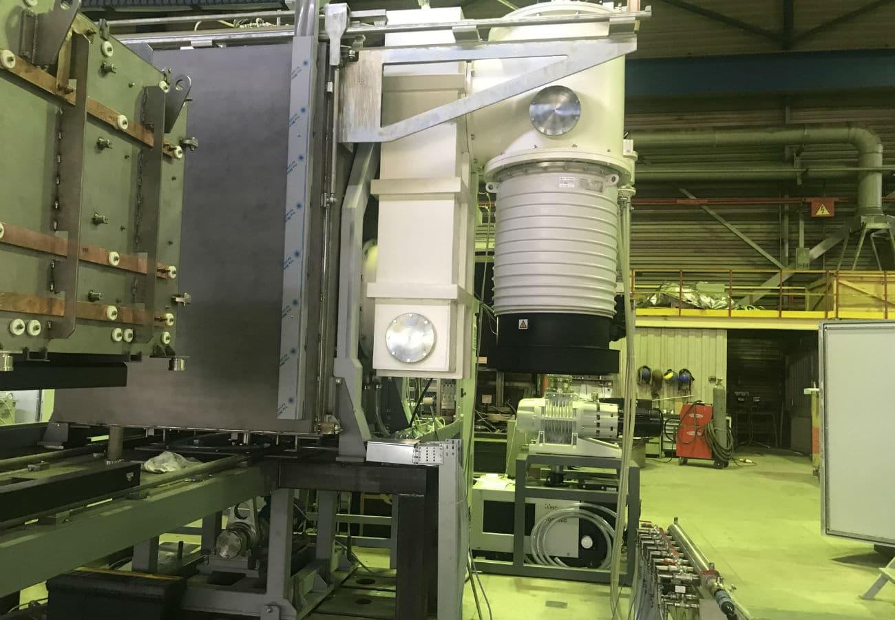 Вакуумні камери для якісної обробки деталей і вузлів методами ЕПЗ і ЕПП