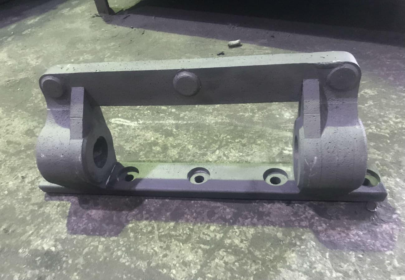 Корпус підшипника зі сталі марки ст35Л