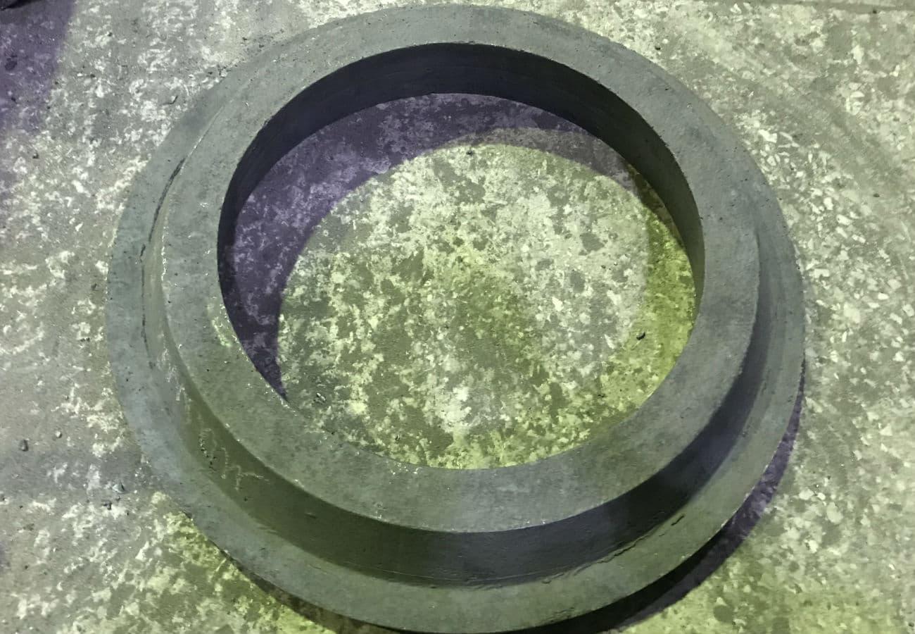 Виготовлення заготовок коронної шестерні з чавуну СЧ30 методом ЛГМ